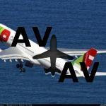 O Airbus A330neo da TAP fez a sua estreia rumo a São Paulo