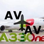 Начались поставки ремоторизованных самолетов A330neo
