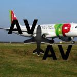 A rota Porto-Lisboa será realizada agora com aviões Airbus