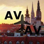 Croatia Airlines a companhia que liga Portugal à capital Zagreb