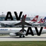 A Turkish Airlines começa a voar para o novo aeroporto de Istambul em Abril