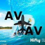 """Assinalando o Dia Mundial dos Oceanos, Hi Fly lança campanha """"Flying the Change"""""""