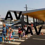 Levar ou deixar pessoas no Aeroporto dá multa