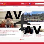 Iberia tem um novo site, com um design mais moderno e intuitivo