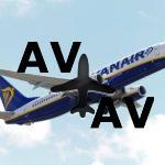 Ryanair encerra o site de reservas em Espanha