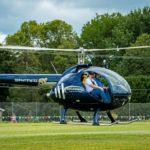 Заказ вертолета в Португалии